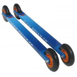 Roller skate training slow